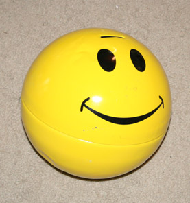 Spherical Smiling Face Package